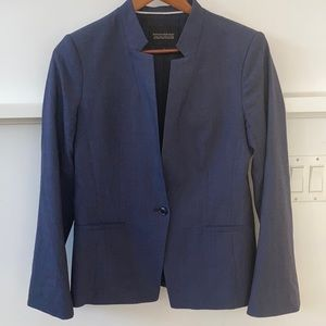 Banana Republic Long & Lean Blazer